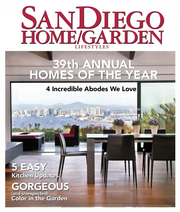 San Diego Home Garden Magazine