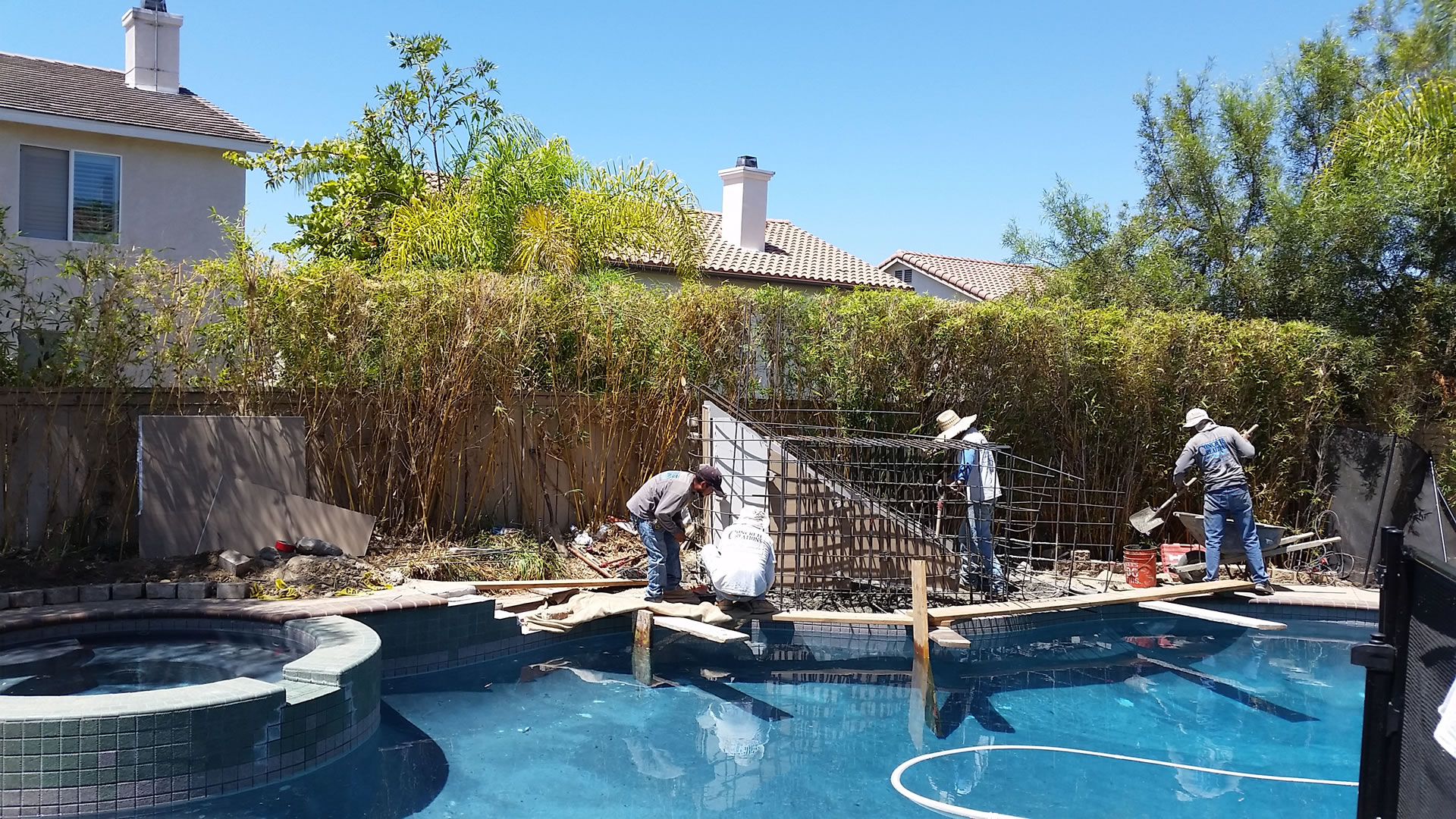Remodel Your Pool and Spa